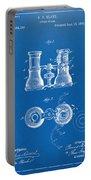 1882 Opera Glass Patent Artwork - Blueprint Portable Battery Charger