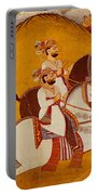 18th Century Indian Painting Portable Battery Charger