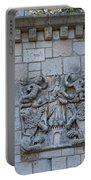 Ancient Spanish Monastery Portable Battery Charger