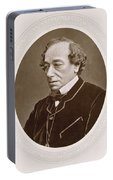 Benjamin Disraeli (1804-1881) Portable Battery Charger