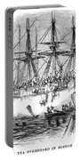 Boston Tea Party, 1773 Portable Battery Charger
