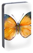 19 Delias Anuna Butterfly Portable Battery Charger