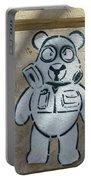 Graffiti Portable Battery Charger