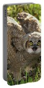 Nature And Wildlife Portable Battery Charger