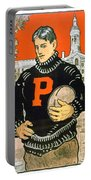 1901 - Princeton University Football Poster - Color Portable Battery Charger