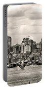 1906 Manhattan Panorama Portable Battery Charger