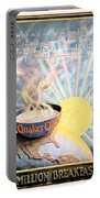 1906 - Quaker Oats Cereal Advertisement - Color Portable Battery Charger
