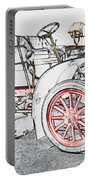 1907 Cadillac Colored Pencil Portable Battery Charger