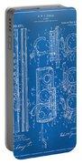 1909 Flute Patent - Blueprint Portable Battery Charger