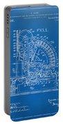 1910 Cash Register Patent Blueprint Portable Battery Charger