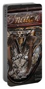1912 Indian Board Track Racer Engine Portable Battery Charger