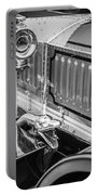 1912 Rolls-royce Silver Ghost Rothchild Et Fils Style Limousine Snake Horn -0711bw Portable Battery Charger