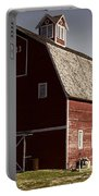 1913 Barn In Montana Portable Battery Charger