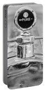 1920 Pierce-arrow Model 48 Coupe Hood Ornament - Motometer Portable Battery Charger
