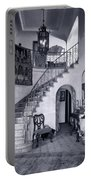 1920s Upscale Home Entry With Spiral Portable Battery Charger