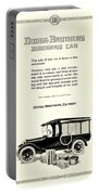 1921 - Dodge Brothers Business Car Truck Advertisement Portable Battery Charger