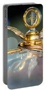 1921 Bentley Motometer Hood Ornament -0471c Portable Battery Charger