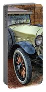1921 Hudson-featured In Vehicle Enthusiasts And Comfortable Art And Photography And Textures Groups Portable Battery Charger
