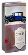 1922 - Cole 890 - Advertisement - Color Portable Battery Charger