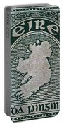 1922 Ireland Eire Stamp Portable Battery Charger