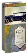 1923 - Cole 890 - Advertisement - Color Portable Battery Charger