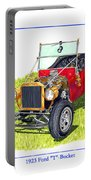 T Bucket Ford 1923 Portable Battery Charger