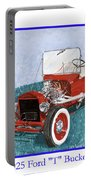 1925 Ford Hot Rod T-bucket Portable Battery Charger
