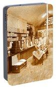 1925 Irish Shoe Store Portable Battery Charger