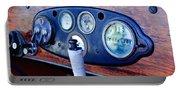 1925 Stutz Series 695h Speedway Six Torpedo Tail Speedster Dashboard Instruments Portable Battery Charger