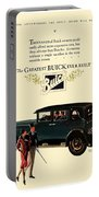 1927 - Buick Automobile - Color Portable Battery Charger