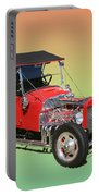 1927 Ford T Bucket Rag Top T Bucket Portable Battery Charger