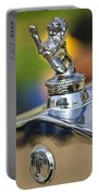 1927 Franklin Sedan Hood Ornament Portable Battery Charger
