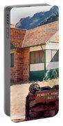 1927 Pendley Homestead House Sedona Portable Battery Charger