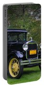 1928 Ford Model A Tudor Portable Battery Charger