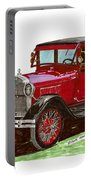 1928 Ford Model A Two Door Portable Battery Charger