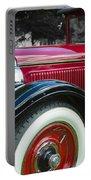 1928 Hupmobile Century Model E4 4 Door Sedan Portable Battery Charger