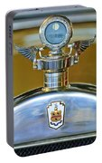 1928 Pierce-arrow Hood Ornament Portable Battery Charger