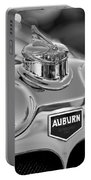 1929 Auburn 8-90 Speedster Hood Ornament 2 Portable Battery Charger by Jill Reger