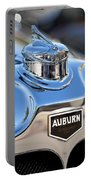 1929 Auburn 8-90 Speedster Hood Ornament Portable Battery Charger