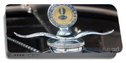 1930 Ford Model A - Hood Ornament - 7488 Portable Battery Charger