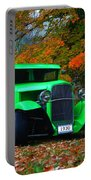 1930 Ford Sedan Delivery Truck  Portable Battery Charger