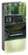 1930 Model-a Town Car 1 Portable Battery Charger