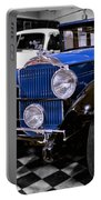 1930 Packard Limousine Portable Battery Charger