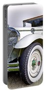 1930 Packard Standard Eight Portable Battery Charger