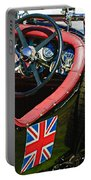 1931 Bentley 4.5 Liter Supercharged Le Mans Steering Wheel -1255c Portable Battery Charger