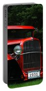 1931 Ford Panel Delivery Truck  Portable Battery Charger