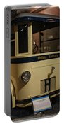 1931 Helms Bakery Truck Square Portable Battery Charger