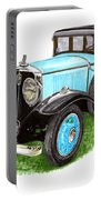 1931 Studebaker President Portable Battery Charger
