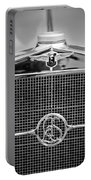 1932 Cadillac Lasalle Grille Emblem Portable Battery Charger