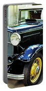 1932 Ford Cabriolet Portable Battery Charger